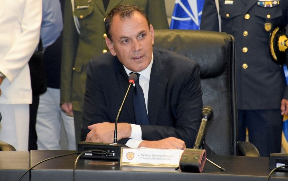 Την προεδρία της συνάντησης υπουργών Άμυνας του Ευρωπαϊκού Λαϊκού Κόμματος αναλαμβάνει ο Ν. Παναγιωτόπουλος