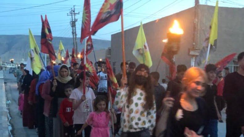 """Η Τουρκία συνεχίζει το """"έργο"""" του ISIS εναντίον των Γεζιντί"""