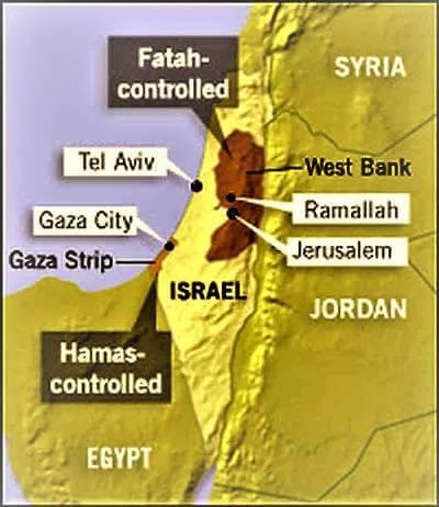 Stratfor : Η ανάφλεξη στη Γάζα πυροδοτεί πολιτικές αλλαγές στην Παλαιστίνη