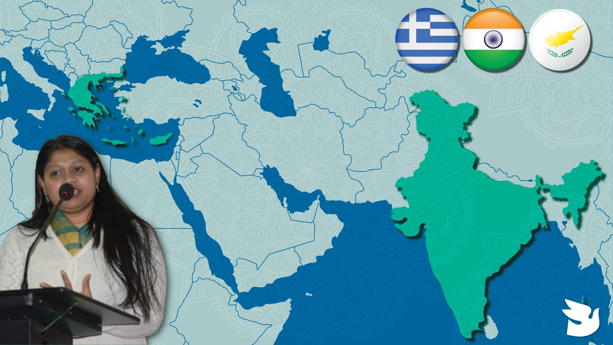 Οι αμυντικές προοπτικές της σχέσης Ελλάδας – Κύπρου – Ινδίας