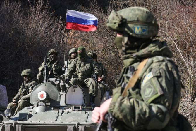 Δεν καταγράφηκαν προκλητικές ενέργειες εναντίον των Ρώσων ειρηνευτικών δυνάμεων στο Αρτσάχ