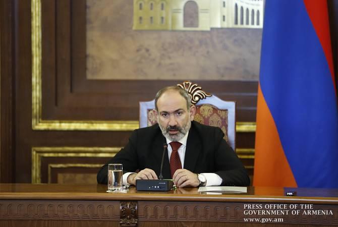 Ο Νικόλ Πασινιάν επίσημα υπέβαλε αίτηση στον ΟΣΣΑ (βίντεο)