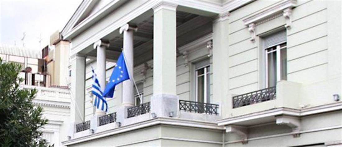 Η ελληνική απάντηση στις θρασύτατες δηλώσεις του γενοκτόνου υφυπουργού της Τουρκίας