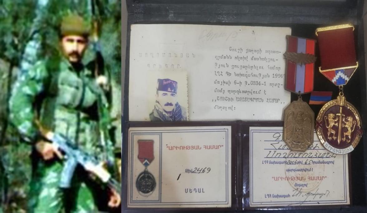 """Αθάνατος! """"Έφυγε"""" από τη ζωή ένας σύγχρονος Αρμένιος ήρωας"""