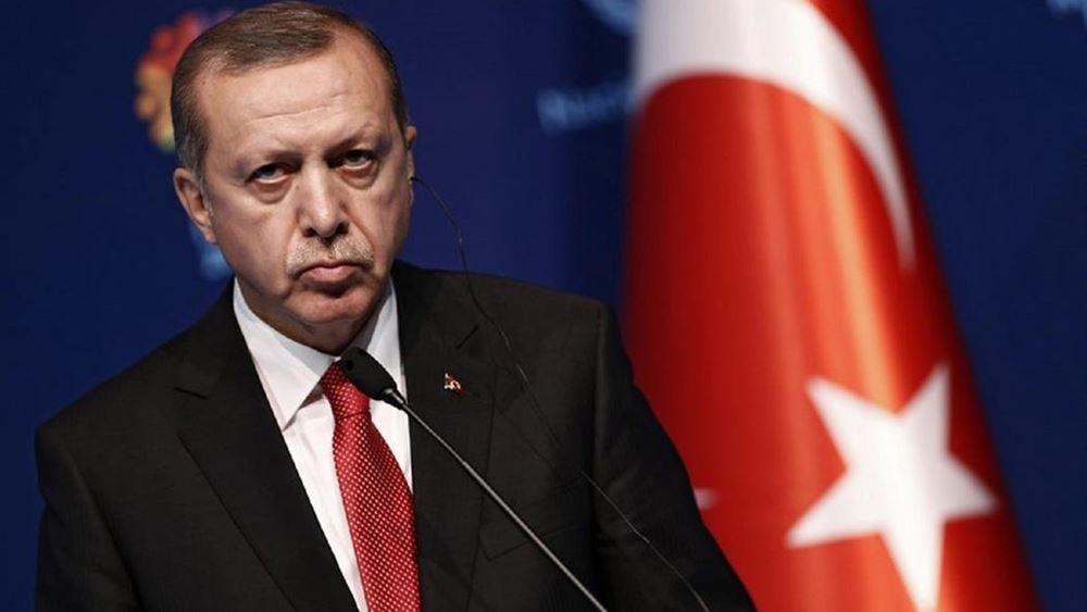 """Ανεπαρκής η """"επίθεση φιλίας"""" του Ερντογάν στη Μέση Ανατολή"""