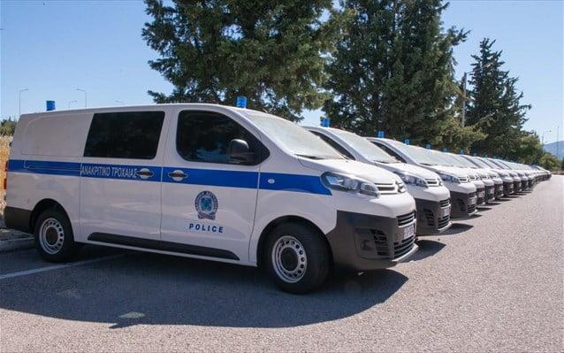 Εξοπλισμοί – Αστυνομία: Στον στόλο της ΕΛΑΣ 64 νέα οχήματα – ανακριτικά τροχαίας