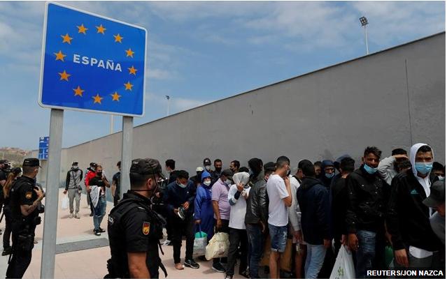 Στην Ισπανία τραντάζεται η ευρωπαϊκή πολιτική για το άσυλο