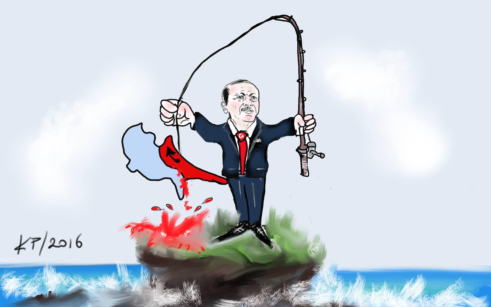 Ο εθνικός εφιάλτης πάνω από την Κύπρο