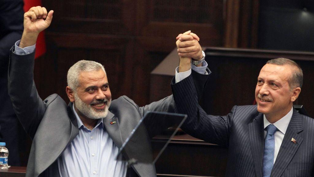 Ο κοινός εχθρός Ελλήνων, Ισραηλινών και Παλαιστινίων είναι η Τουρκία. Αυτή είναι η πέτρα του σκανδάλου