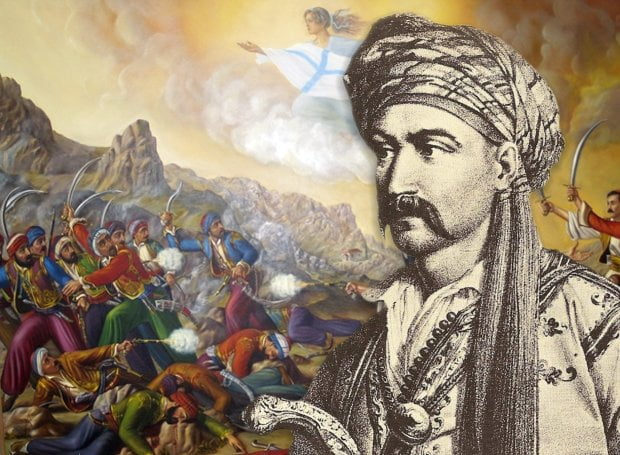 Μάχη στά Δολιανά, εκεί που ο Νικηταράς ονομάστηκε Τουρκοφάγος!!!