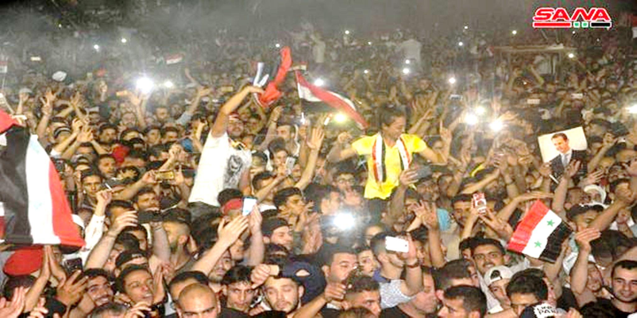 Προεδρικές εκλογές στην Αραβική Δημοκρατία της Συρίας