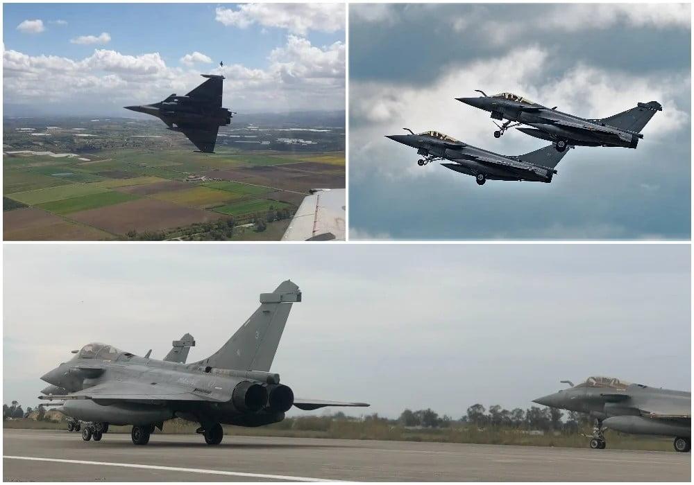 Στη «φωλιά» της Dassault μετακομίζουν τα Ελληνικά «γεράκια»: Στην τελική ευθεία η εκπαίδευση των πιλότων στα Rafale