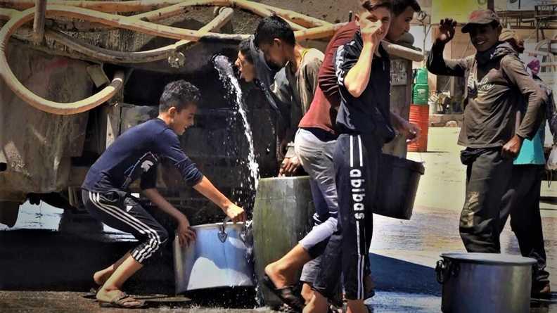 «Η διεθνής κοινότητα δεν μπορεί να επιτρέψει στην Τουρκία να χρησιμοποιεί το νερό ως όπλο»