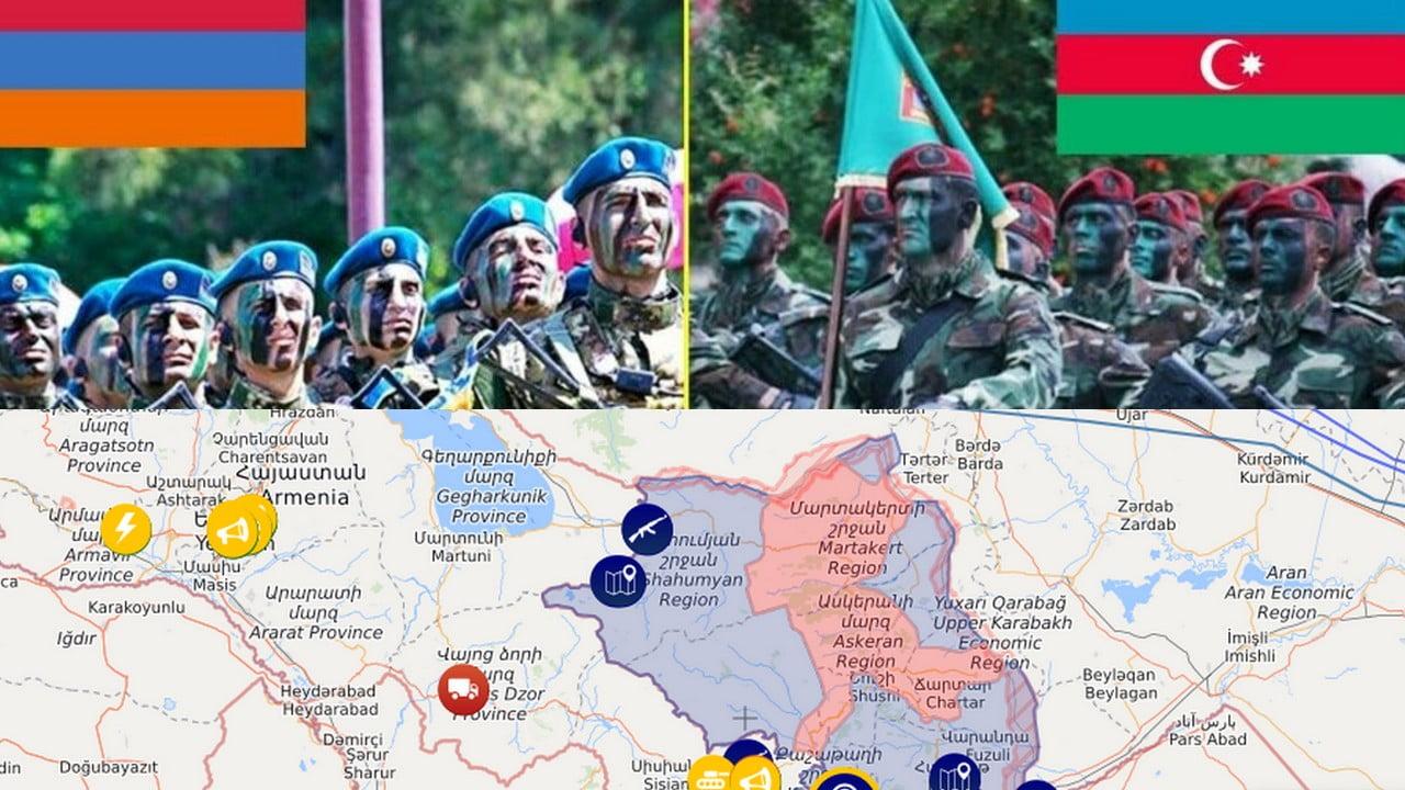 SOS για την Αρμενία! Πουλάει τρέλα ο Αλίγιεφ – Το Αζερμπαϊτζάν συγκεντρώνει στρατεύματα στα σύνορα – 15.000 στρατιώτες, 300 τανκς, 400 πυραυλικά συστήμα, μαχητικά αεροσκάφη και drones (ΒΙΝΤΕΟ)