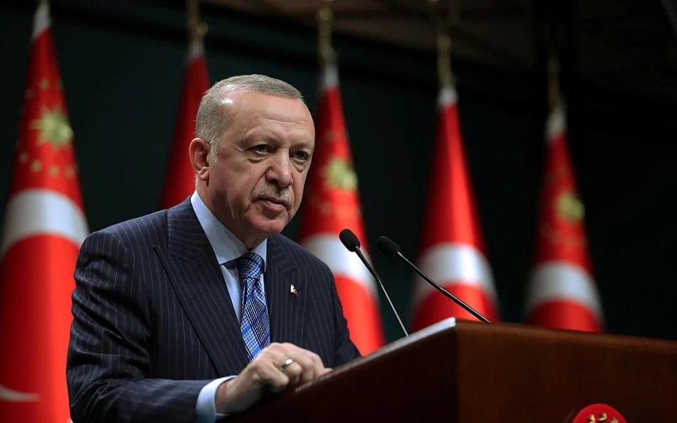 Η νέα επίθεση Ερντογάν απειλή για το ραντεβού με Μπάιντεν