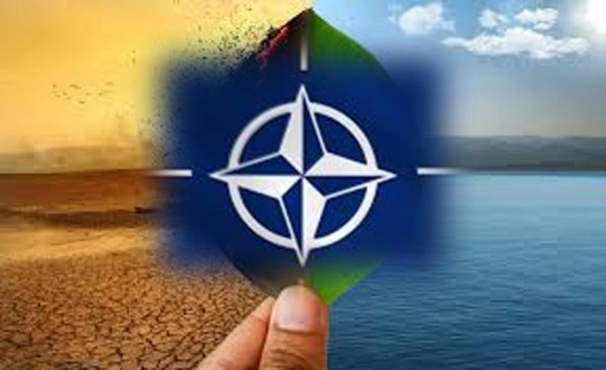 Το ΝΑΤΟ βάζει στο «στόχαστρο» και την κλιματική αλλαγή