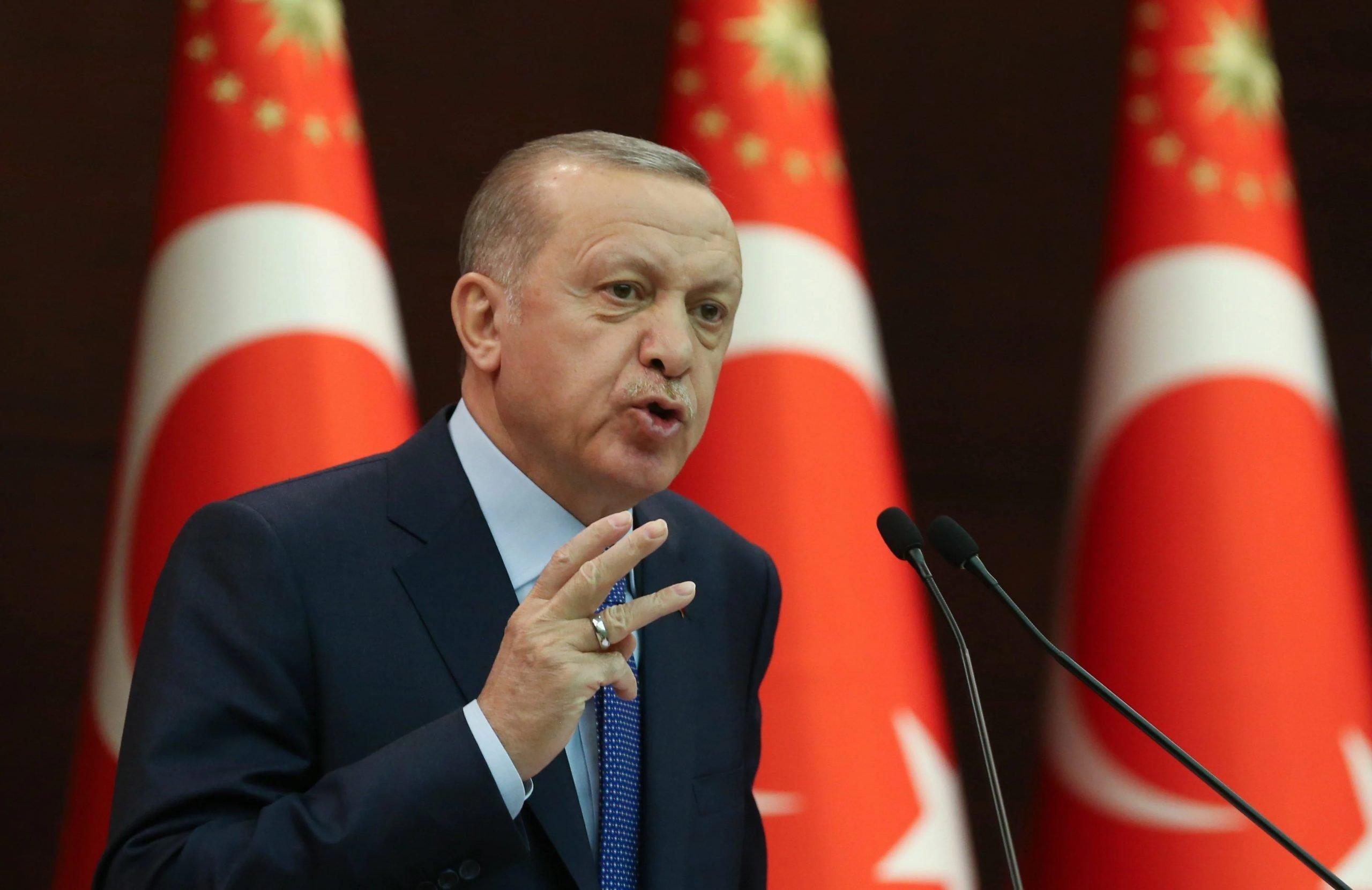 Νέα πρόκληση Ερντογάν: Λυπάμαι που ο αιγυπτιακός λαός είναι… με το ζόρι με τους Έλληνες