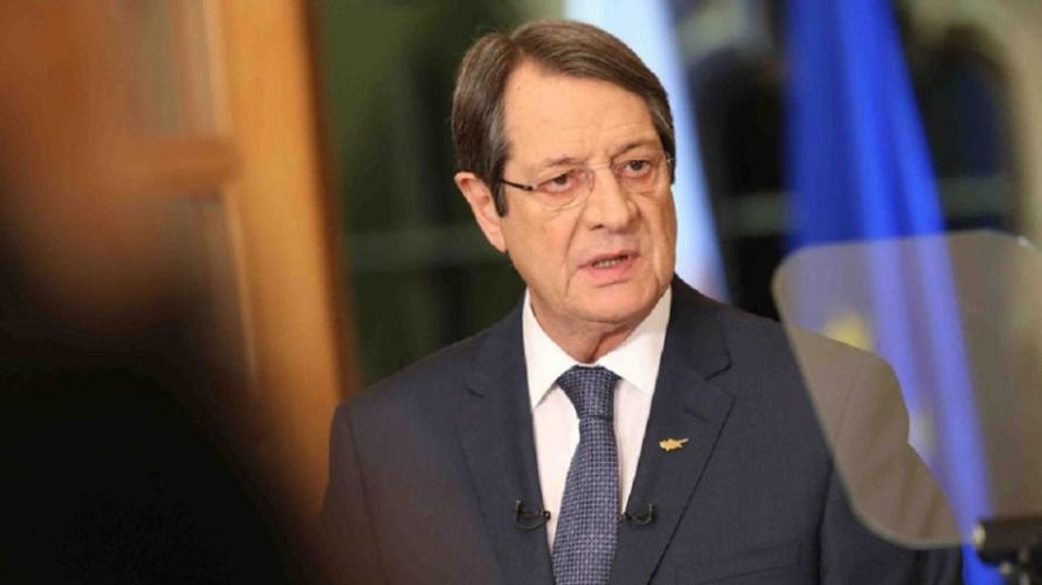 Ν. Αναστασιάδης: Οι θέσεις της Βρετανίας για άρση του αδιεξόδου στο Κυπριακό είναι μη αποδεκτές