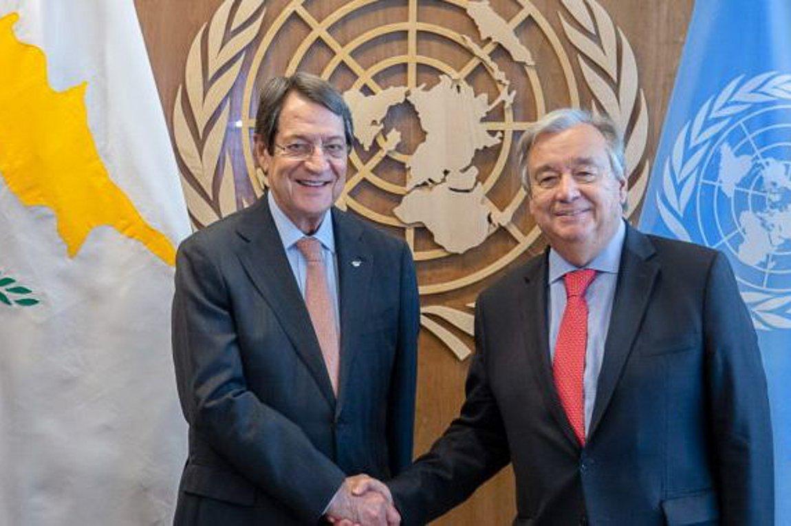 Λάθη και αποτυχίες του ΓΓ ΟΗΕ, Γκουτιέρες, στη Γενεύη