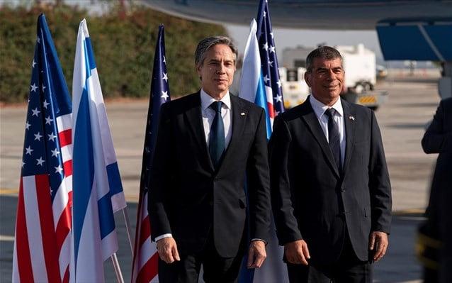 Μεσανατολικό: Στο Ισραήλ ο Αμερικανός ΥΠΕΞ σε μια προσπάθεια να εδραιωθεί η εκεχειρία