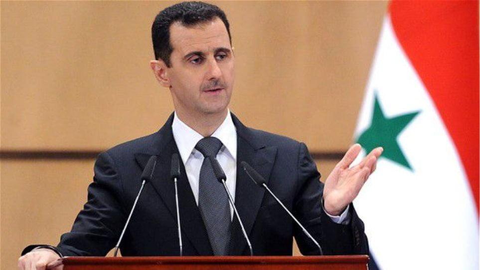 Ο Πούτιν καταδίκασε την παρουσία της Τουρκίας στην Συρία