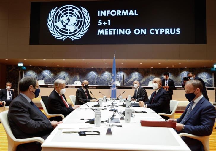 Το φιάσκο της Γενεύης – Τα δύο κράτη μπήκαν στην ατζέντα;