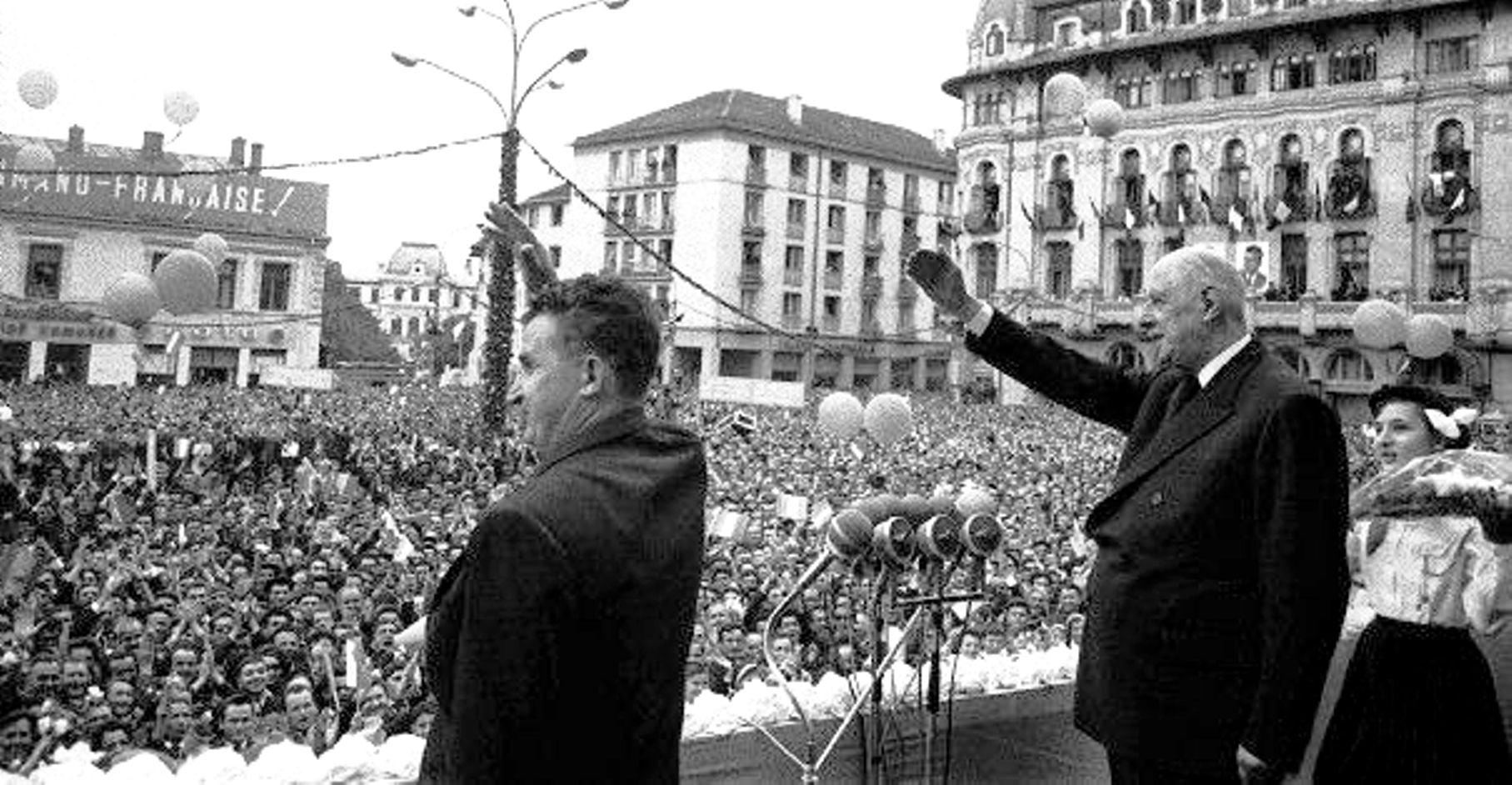 Ο Γαλλικός Μάης 1968:                                               Το Παραμύθι και η Αλήθεια Γαλλική και Ελληνική Μαρτυρία Αυτόπτη