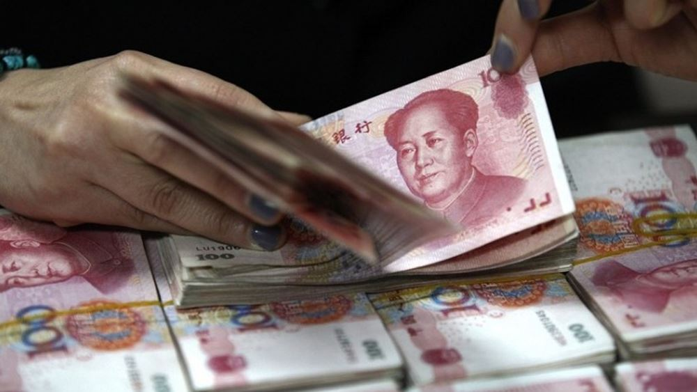 Αυξήθηκαν τα συναλλαγματικά αποθέματα της Κίνας τον Απρίλιο