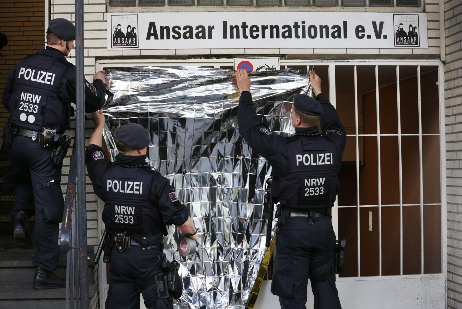 Ξυπνάει και η Γερμανία: Θέτει εκτός νόμου ισλαμιστική ΜΚΟ Ansaar για χρηματοδότηση της τρομοκρατίας