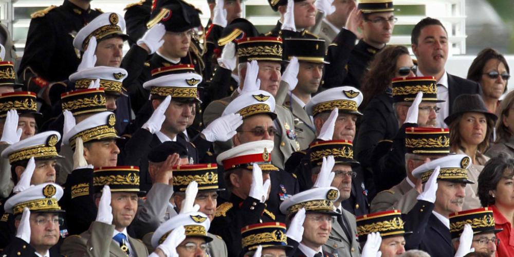 Οι Γάλλοι στρατηγοί έκαναν το καθήκον τους και ξέρουν πολύ καλά τι λένε – Μην τους απαξιώνουμε