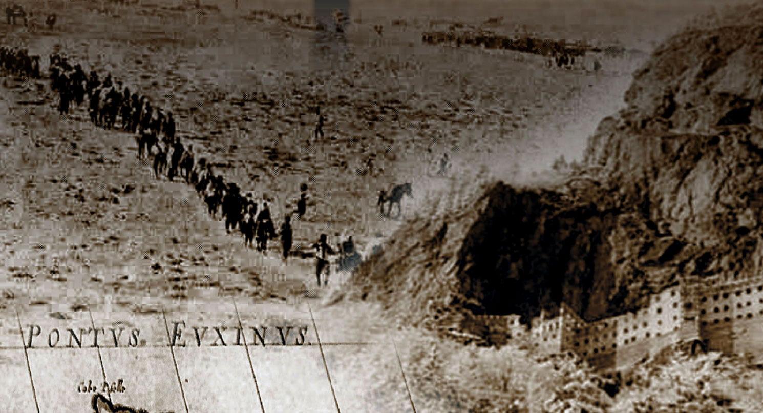 """Εκδήλωση για τη Γενοκτονία των Συλλόγων """"Ιθάκη"""" και """"Ένωση Ποντίων Midlands"""","""