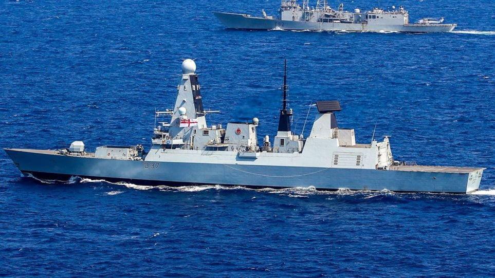 Μάθημα για την Ελλάδα: Η Βρετανία στέλνει δύο πολεμικά πλοία στη νήσο Τζέρσεϊ μετά τη γαλλική απειλή