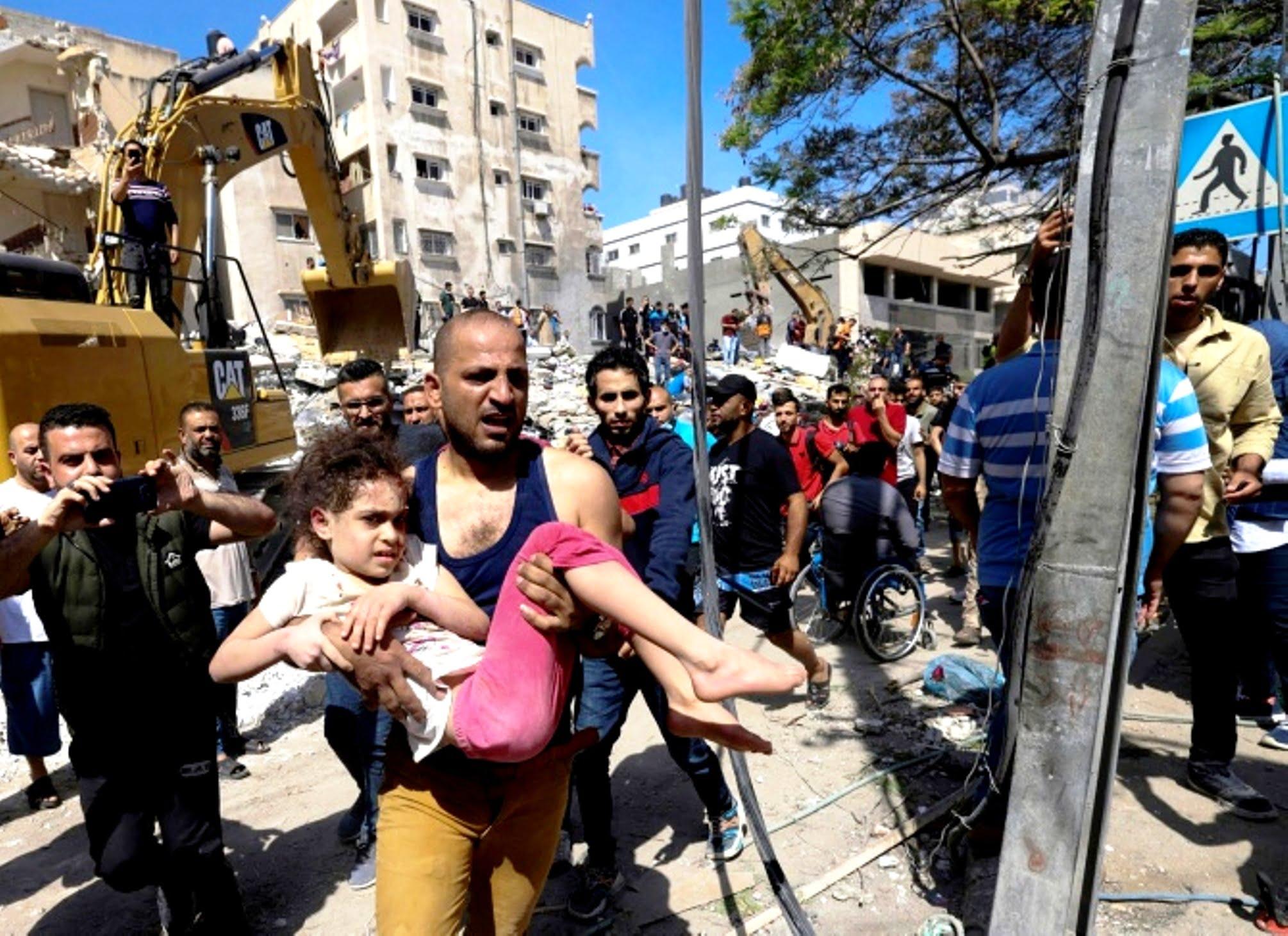 Κανείς δεν σταματά αυτούς τους εγκληματίες (4ο γράμμα από τη Γάζα)