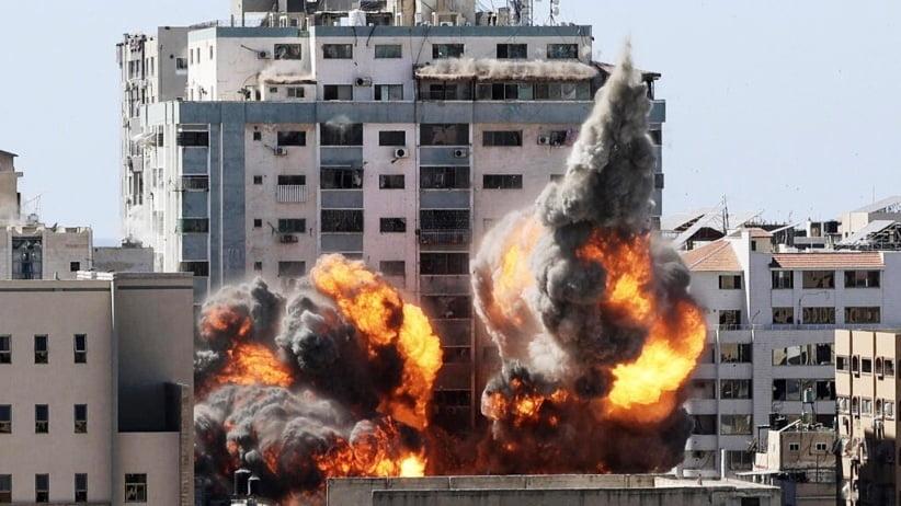 Απευθείας από τη Γάζα (δεύτερο μήνυμα)