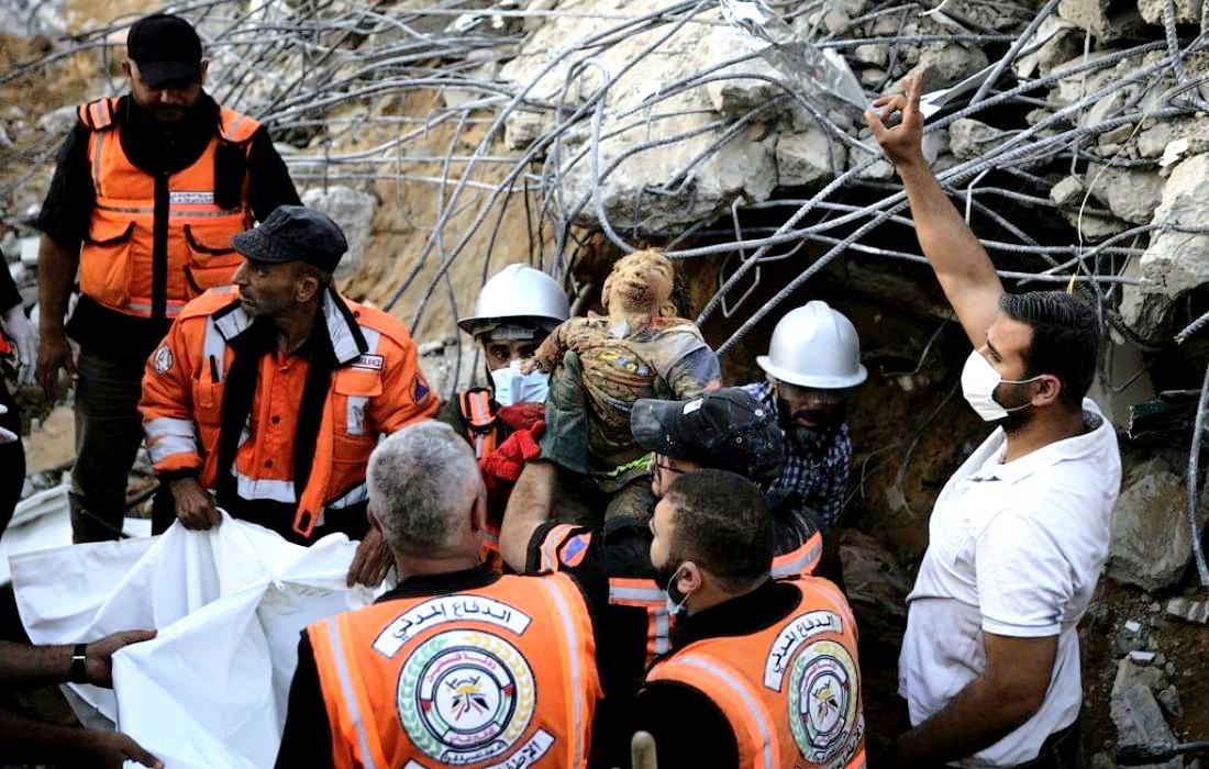 Η εβδομάδα του τρόμου συνεχίζεται (3ο γράμμα από τη Γάζα)