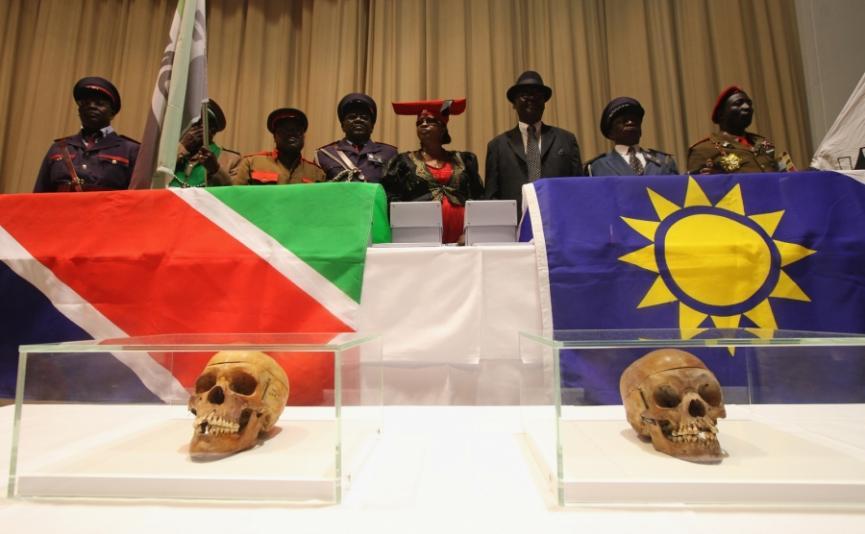 """""""Πληρώνουν"""" €1 δισ. για τη Γενοκτονία που διέπραξαν στη Ναμίμπια οι Γερμανοί"""