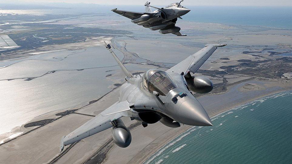Rafale πάνω από την Κύπρο! Μήνυμα της Γαλλίας στην Τουρκία (ΒΙΝΤΕΟ+ΦΩΤΟ)
