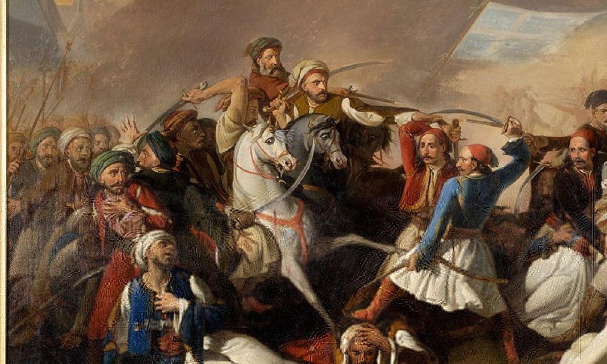 Η μάχη στό Βαλτέτσι άνοιξε το δρόμο για την άλωση της Τριπολιτσάς