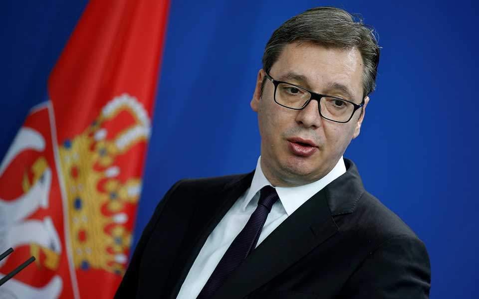 Βούτσιτς: Η Ελλάδα μας διαβεβαίωσε την μη αναγνώριση του Κοσόβου