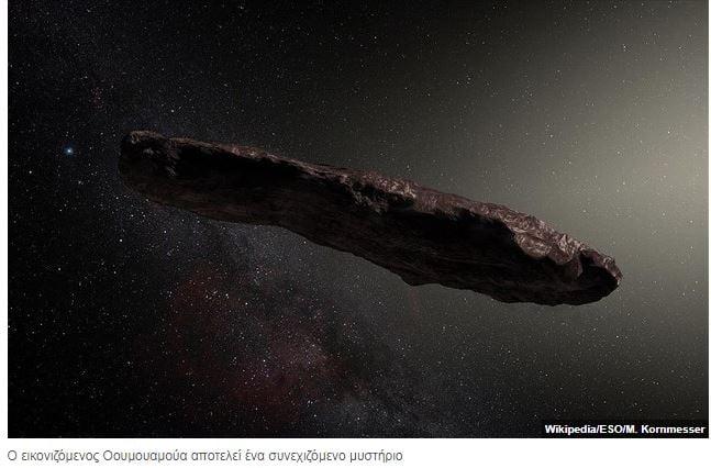 Ο μυστηριώδης βράχος στο ηλιακό μας σύστημα είναι ίσως ένα παγόβουνο υδρογόνου