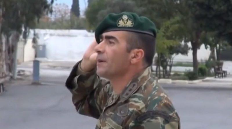 Συνταγματάρχης Πανουργιάς – Η ισχύς των Ελλήνων Καταδρομέων – Γι'αυτό οι Ειδικές Δυνάμεις διαφέρουν  (BINTEO)
