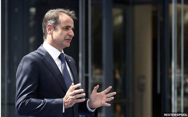 ΝΑΤΟ – Κ. Μητσοτάκης: Η Ελλάδα πυλώνας σταθερότητας στη Αν. Μεσόγειο