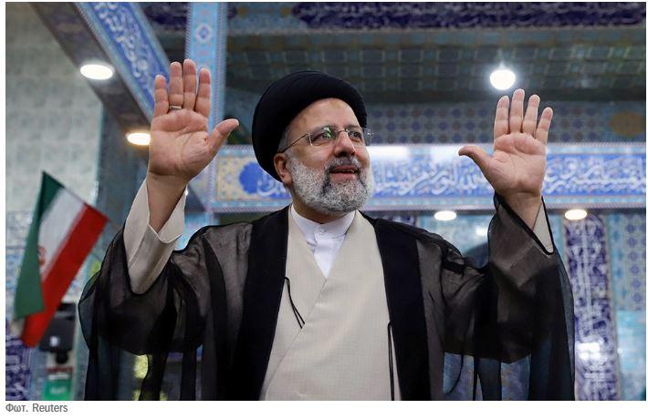 Νέος πρόεδρος στο Ιράν από τον πρώτο γύρο ο υπερσυντηρητικός Εμπραχίμ Ραϊσί