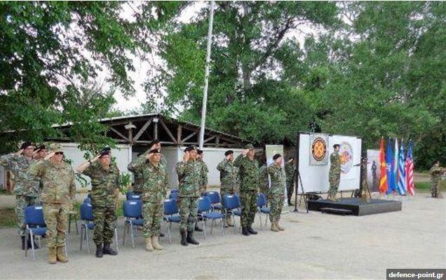 Σε πολυεθνική άσκηση Ειδικών Δυνάμεων στα Σκόπια η Ελλάδα