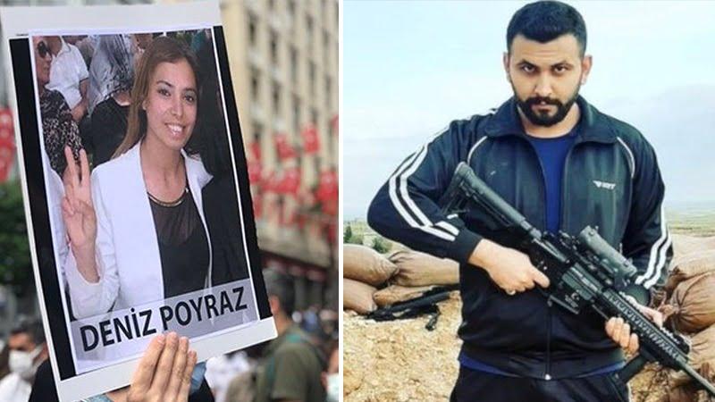 Καταγγελία πως η Deniz Poyraz υπέστη βασανιστήρια: «Να ελεγχθούν τα μαχαίρια για ίχνη DNA».