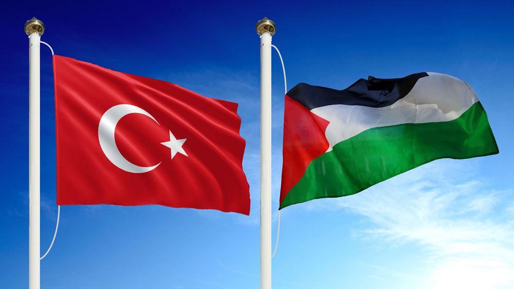 Απέκλεισε οριοθέτηση της ΑΟΖ μεταξύ Παλαιστίνης – Τουρκίας, ο Παλαιστίνιος ΥΠΕΞ