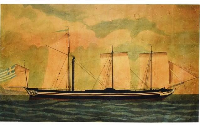 1821 – Ο Αγώνας στη θάλασσα