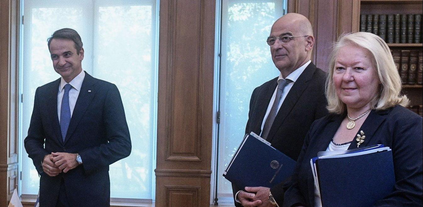 Αυτό λέγεται και… μεταγραφική βόμβα! Ελένη Σουρανή: Από άνθρωπος-κλειδί για τα ελληνοτουρκικά, πρεσβευτής στη Ρώμη