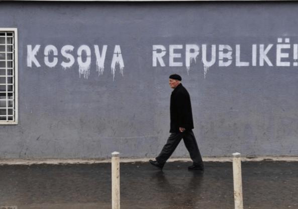 Έγκλημα κατά Ελλάδας, Κύπρου και Βαλκανίων, τυχόν αναγνώριση του Κοσόβου