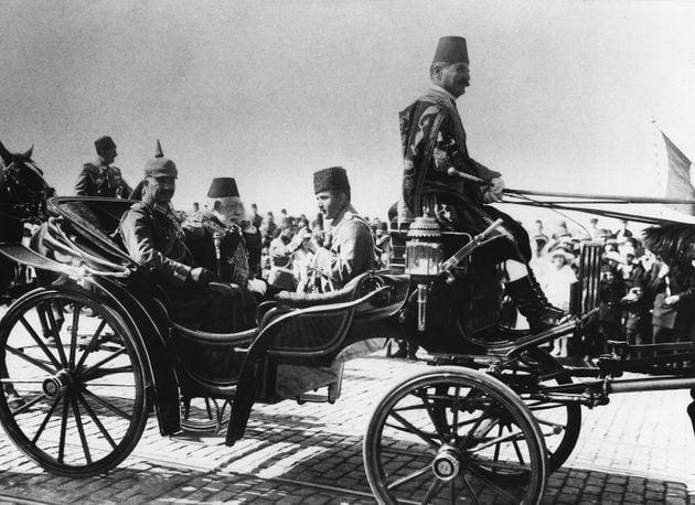 Οι ιστορικοί δεσμοί της Γερμανίας με την Τουρκία – Πώς ξεκίνησαν και γιατί